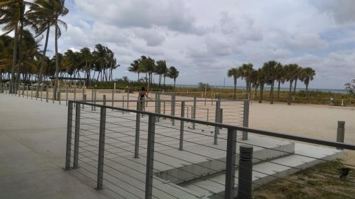 Beach near South Beach